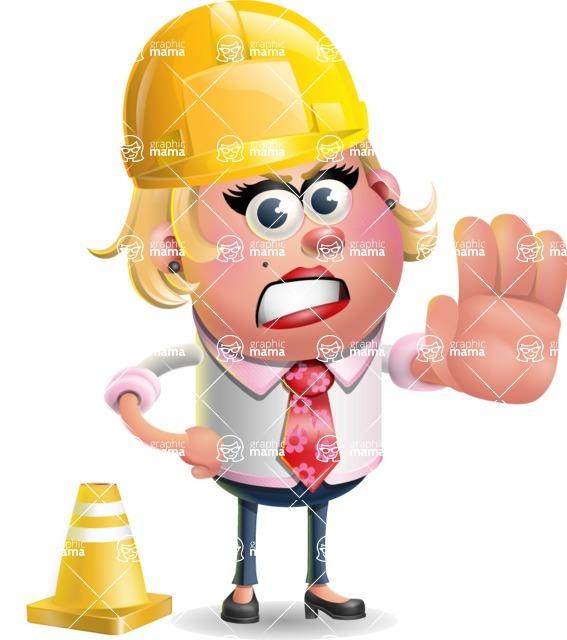 Sandra Jobs - Under Construction 1