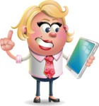 Sandra Jobs - iPad 3