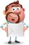 Jordan the Manager - Letter
