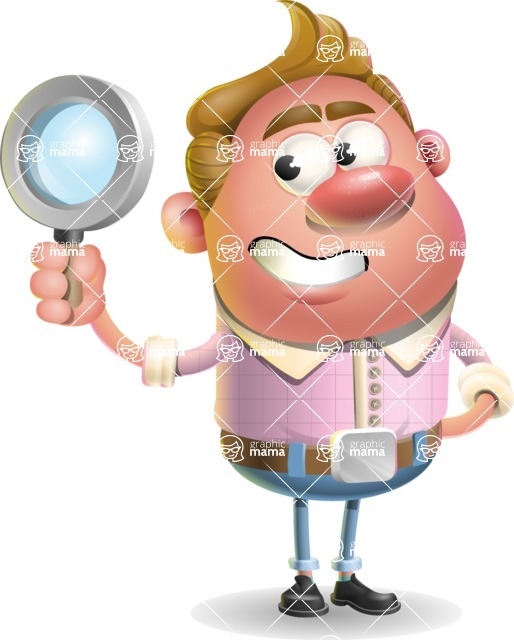 Vector Clay Business Man Cartoon Character Design AKA Theodore Quirk - Search