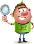 Punk Boy Cartoon Vector 3D Character AKA Carter Punk - Search
