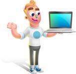 Wesley Blond - Laptop 3