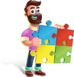 Gerald MacBeard - Puzzle