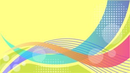 vector backgrounds - a rich collection (vector pack) of beautiful shapes and modern color palettes - Abstract Vector Background with Colorful Lines