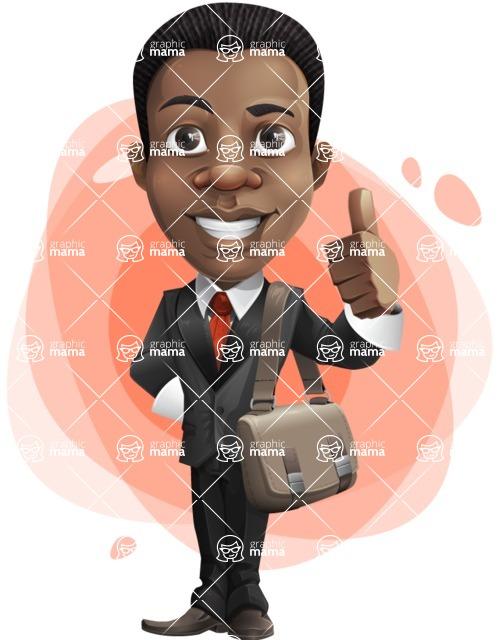 Chris the Business Whiz - Shape9