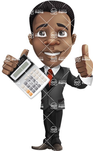 Chris the Business Whiz - Calculator