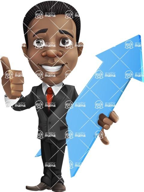 Chris the Business Whiz - Arrow1