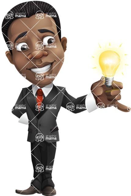 Chris the Business Whiz - Idea2