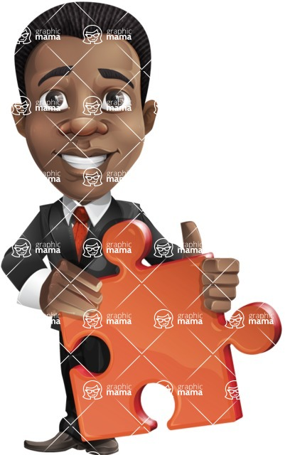 Chris the Business Whiz - Puzzle