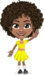 Alana the African American Sunshine - Hello