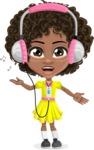 Alana the African American Sunshine - Music 3