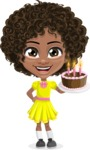 Alana the African American Sunshine - Party 2