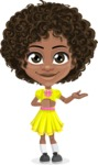 Alana the African American Sunshine - Showcase 2