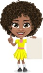 Alana the African American Sunshine - Sign 4