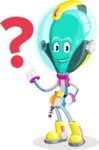 Alan the Alien Explorer - Question