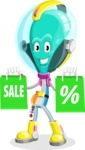 Alan the Alien Explorer - Sale 1