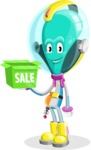 Alan the Alien Explorer - Sale 2