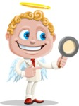 Business Angel Cartoon Vector Character AKA Angello - Search