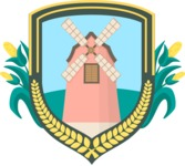 Windmill Badge
