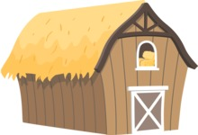 Animals: On The Farm - Barn House