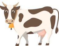 Animals: On The Farm - Farm Cow