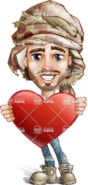 Sabih the Desert man - Love