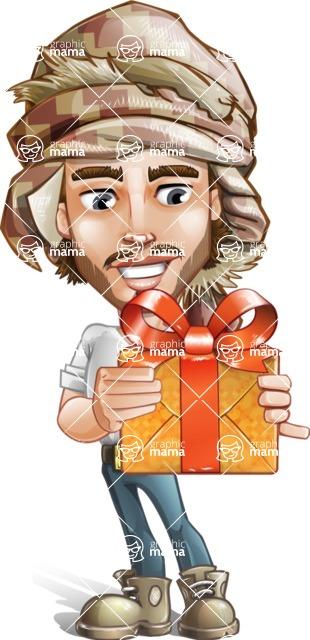 Sabih the Desert man - Gift
