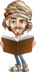 Sabih the Desert man - Book 2