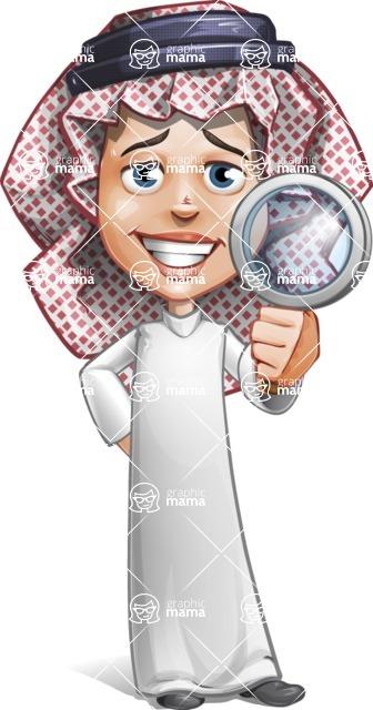 Cute Muslim Kid Cartoon Vector Character AKA Ayman - Search