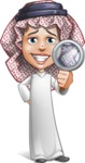 Cute Muslim Kid Cartoon Vector Character AKA Ayman - Search