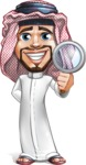 Middle Eastern Man Cartoon Vector Character AKA Faysal the Decisive - Search