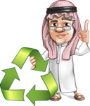 Wazir the Advisor - Recycling