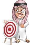 Wazir the Advisor - Target