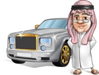 Wazir the Advisor - Car