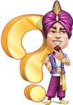 Zufar the Courageous - Question