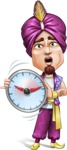 Zufar the Courageous - No time