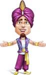 Zufar the Courageous - Happy