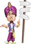 Zufar the Courageous - Crossroad