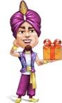 Zufar the Courageous - Gift