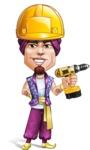 Zufar the Courageous - Under Construction