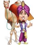 Zufar the Courageous - Camel