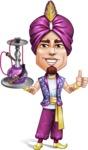 Zufar the Courageous - Hookah 2