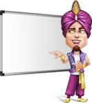 Zufar the Courageous - Presentation 1
