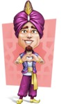 Zufar the Courageous - Shape 7
