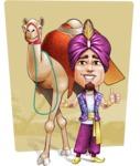 Zufar the Courageous - Shape 10