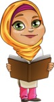 Nasira the Caring Arabic Girl - Book 2