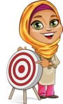 Nasira the Caring Arabic Girl - Target