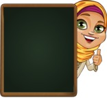 Nasira the Caring Arabic Girl - Presentation 5