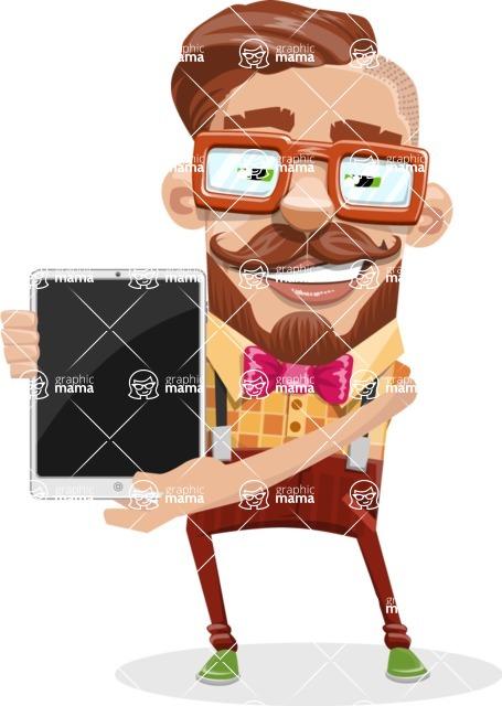 Jacob Аvant-garde - iPad 1