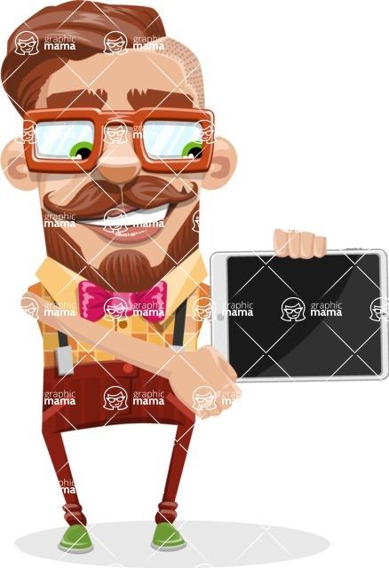 Jacob Аvant-garde - iPad 2